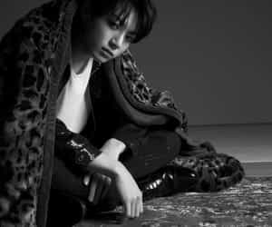 bts, jeon jungkook, and love yourself image