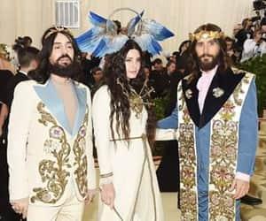 jared leto, met gala, and lana del rey image