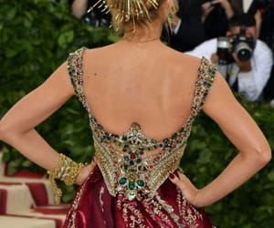 blake lively, met gala, and 2018 image