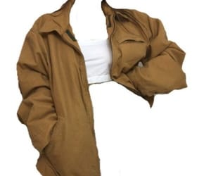 brown, jacket, and png image