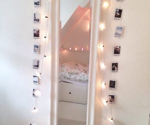 beautiful, mirror, and room design image