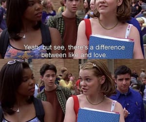 10 things i hate about you, 90's, and aesthetic image