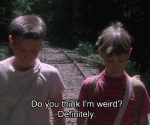 weird, movie, and grunge image