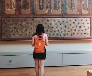 art, museum, and kanken image