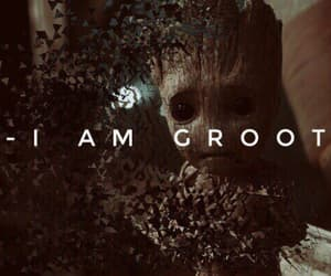 groot, the avengers, and guardians of the galaxy image