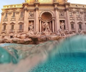 italy, architecture, and rome image