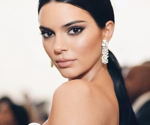 kendall jenner, met gala, and model image