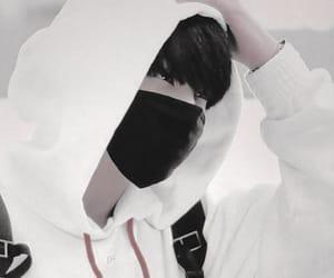 icon, jungkook, and mask image