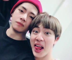 jin, kpop, and namjoon image