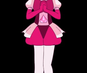 gif, rose quartz, and pink diamond image