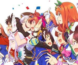 anime, girls, and kawaii image