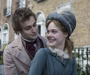 Elle Fanning and douglas booth image