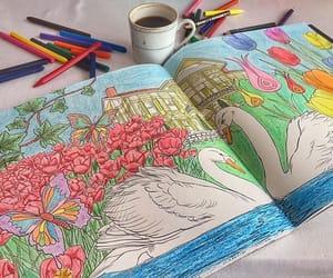 istanbul, tulip, and turkish coffee image