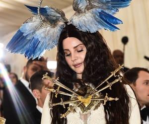 lana del rey, met gala, and met gala 2018 image