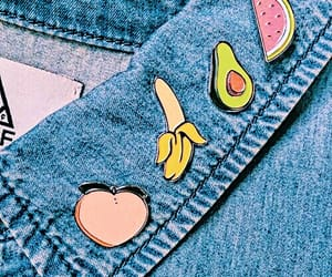 aesthetic, grunge, and fruit image