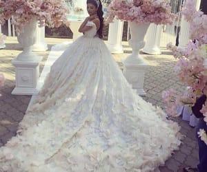 amazing, bridal, and lovely image