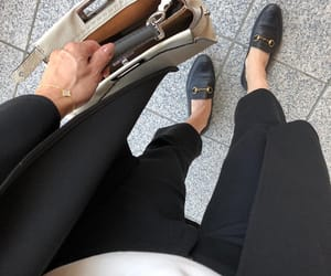 bag, classic, and fashion image