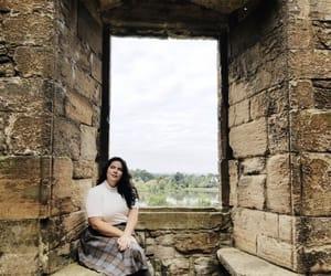 girl, scotland, and travel image