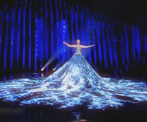 dress, esc, and estonia image