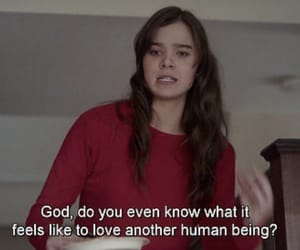 the edge of seventeen, movies, and quotes image