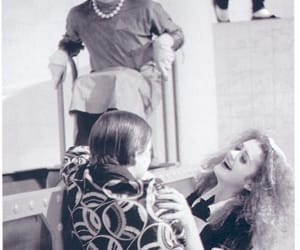 behind the scenes, Tim Curry, and The Rocky Horror Picture Show image