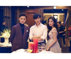 tempted, moon gayoung, and kim minjae image