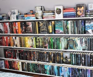 books, bookworm, and colours image