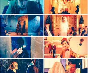 eleven, pond, and river song image