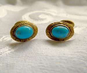 etsy, jewelry for men, and vintagevoguetreasure image