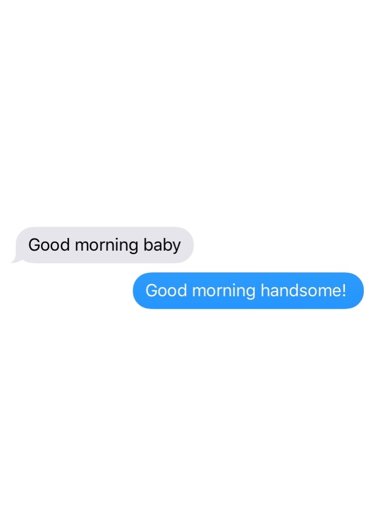 boyfriend, couple, and cute text image