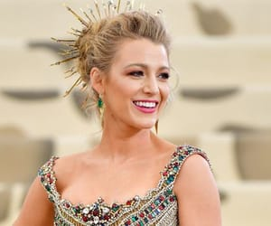 blake lively, spring 2018, and met ball image