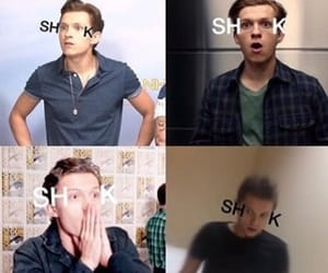 Marvel, meme, and parker image