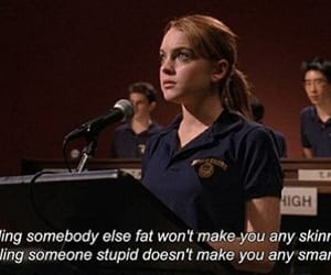 quotes, mean girls, and Relationship image