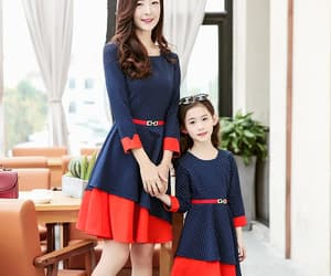 dresses, mother, and womensfashion image