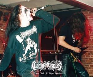 Black Metal, live, and cradle of filth image