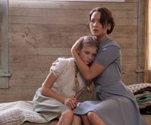 bond, Jennifer Lawrence, and protecting image
