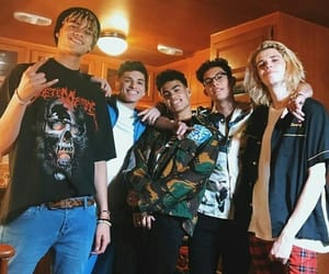 prettymuch, Nick Mara, and boy band image