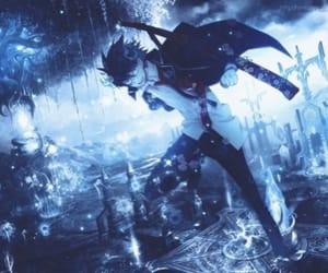 ao no exorcist and blue exorcist image