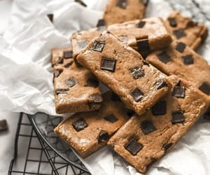 cc, cookie dough, and vegan image