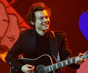 Harry Styles, concert, and glasgow image