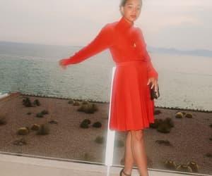 beauty, dress, and amandla stenberg image