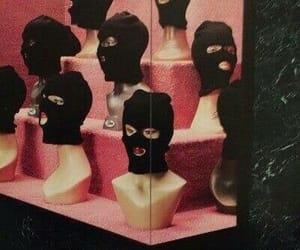 dark, grunge, and mask image