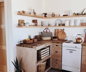 kitchen and room design image