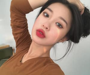asian girl, icon, and korean image