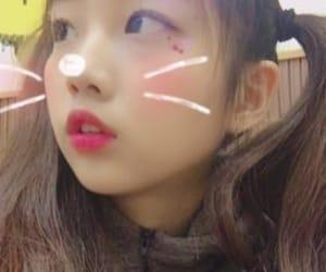 korean, yeojin, and loona image