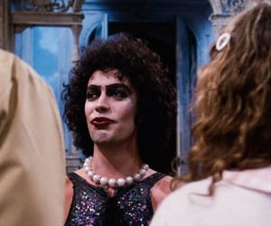 The Rocky Horror Picture Show, Tim Curry, and dr. frank n furter image