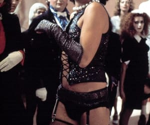 Tim Curry, The Rocky Horror Picture Show, and dr. frank n furter image