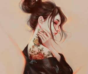 anime girl and cute image
