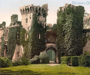 castle and uk image