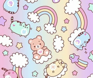 aesthetic, kawaii, and pastel image